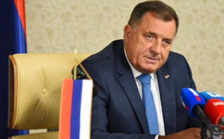 Dodik: Govorio na svečanoj akademiji