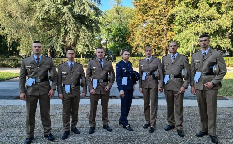 Promovirani mladi oficiri