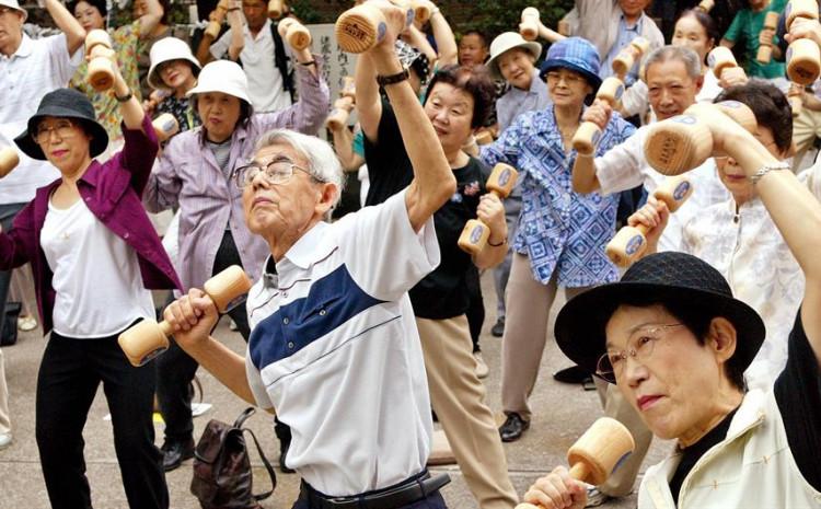 Japan: Nacija stogodišnjaka