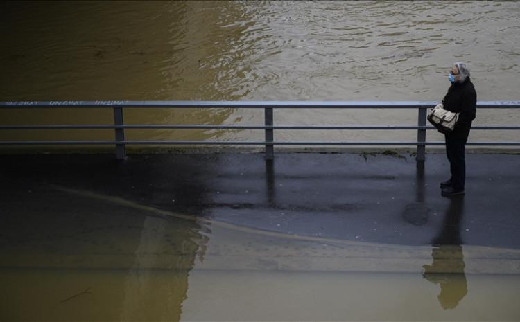 Brojna područja poplavljena