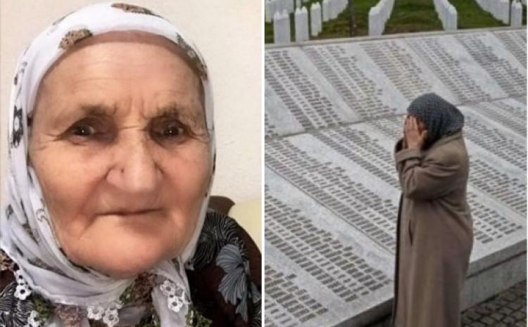 Zahida Delić: Umrla od tuge