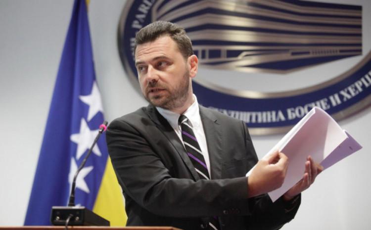 Magazinović: Prevazići destabilizaciju