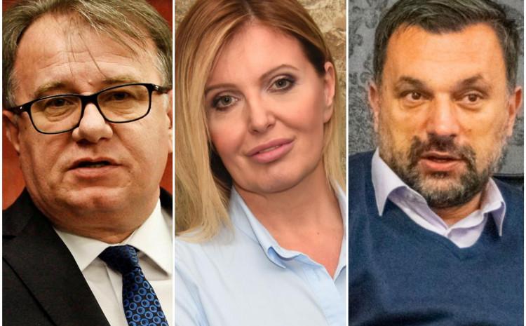 Nikšić, Prašović-Gadžo i Konaković: Podrška opozicije prijedlozima CIK-a