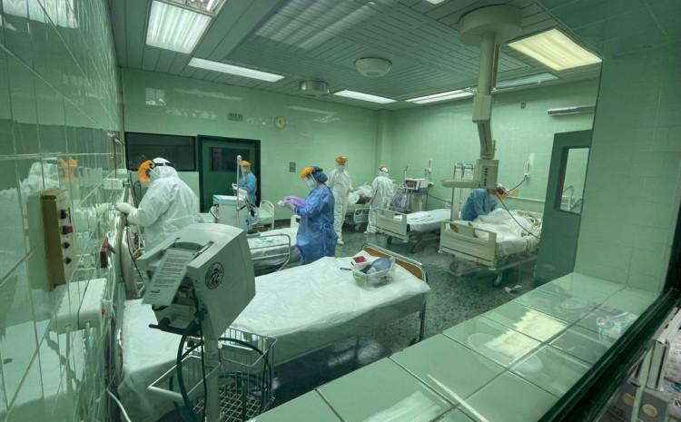 Od 117 bolesnika, njih 15 je vakcinisano, a 14 i revakcinisano