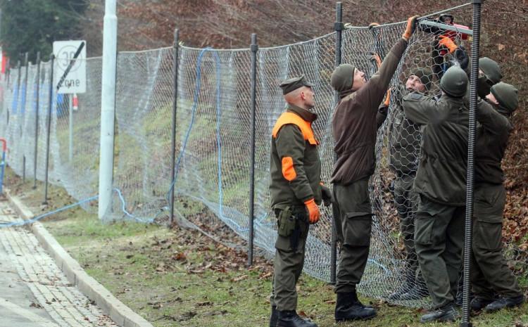 Slovenija dodatno osigurava granicu