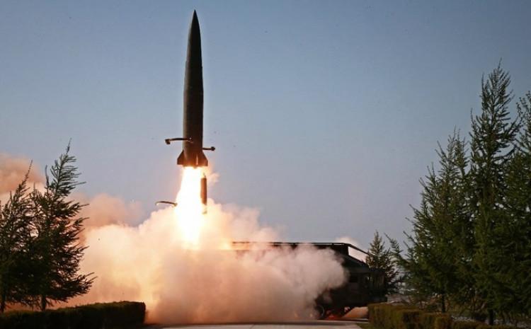Ispalili dvije balističke rakete