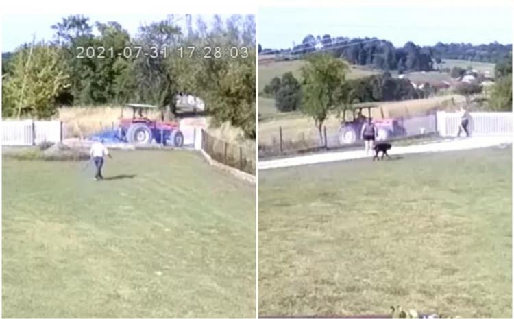 Kamere snimile incident