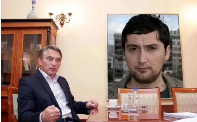 Komšićev kabinet
