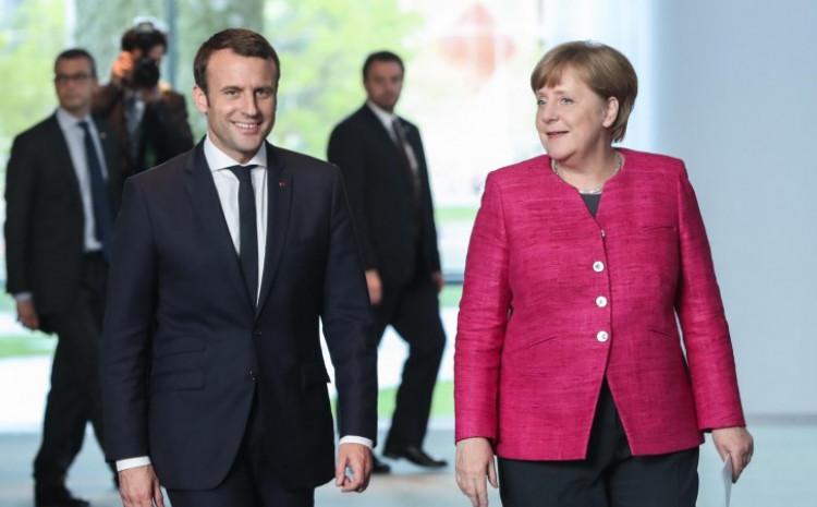Makron i Merkel: Razgovori o Afganistanu