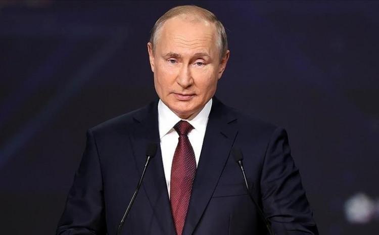 Putin: Bio u kontaktu sa zaraženim osobama