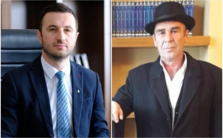 Salko Tursunović je član Stranke za BiH na čijem čelu je Semir Efendić