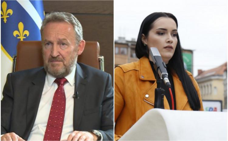 "Bakir Izetbegović komentarisao slučaj ""Dženan Memić"""