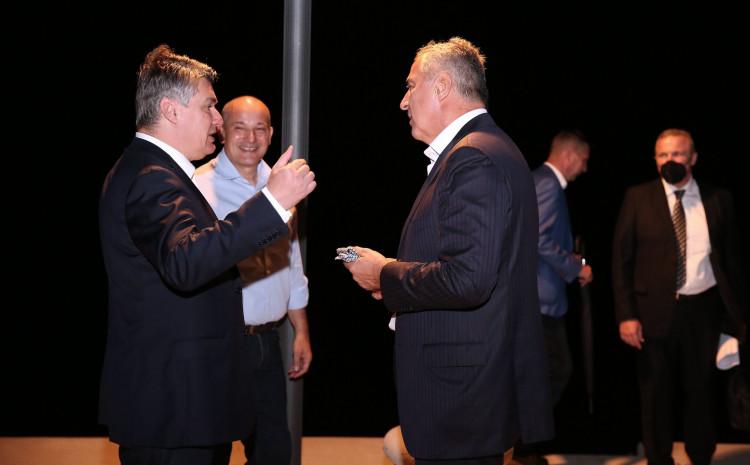 Đukanović stigao na Brione