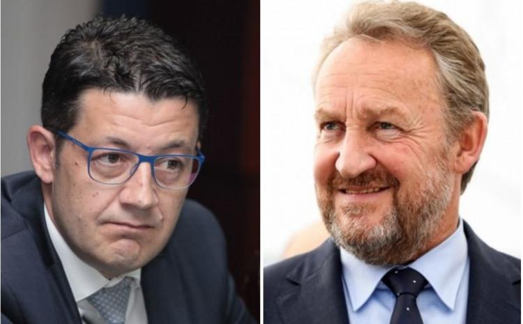 Aljoša Čampara i Bakir Izetbegović