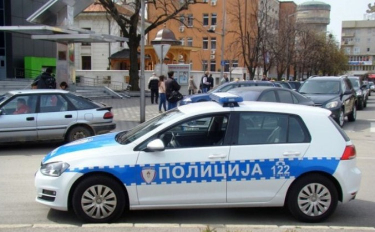 Policija privodila uličnog dilera