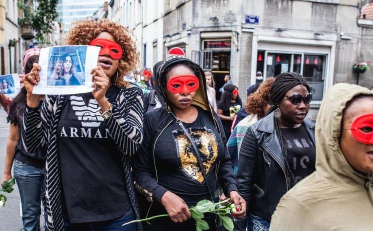 Brisel su potresali protesti zbog ubistva djevojke