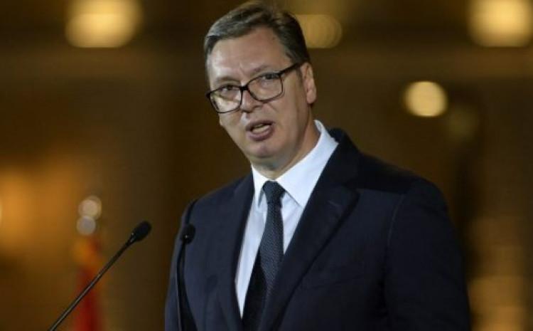 Vučić: Mi samo hoćemo da imamo svoju Srbiju