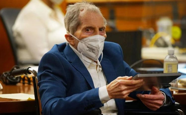 Ubio Suzan Berman kako bi je spriječio da progovori o nestanku njegove prve supruge Kejtlin Mekormak