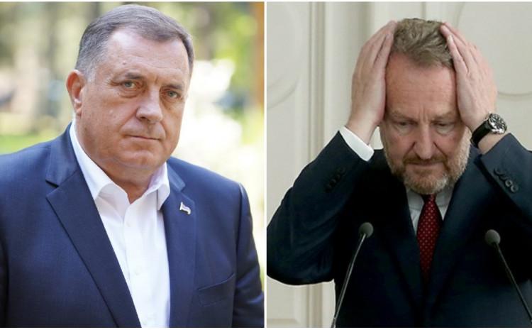 Dodik odgovorio Izetbegoviću