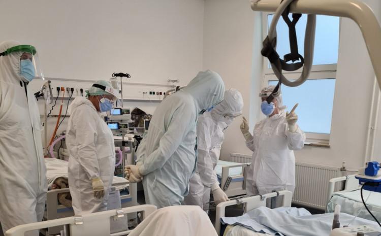 U Općoj bolnici su hospitalizirana 64 pacijenta