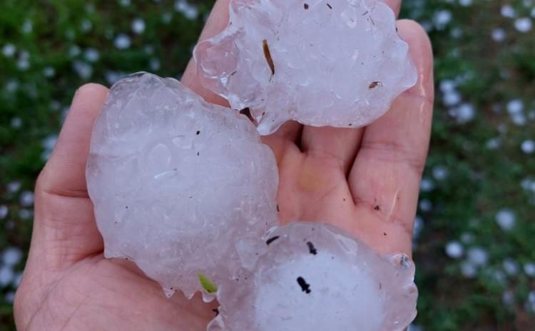 Olujno nevrijeme pogodilo Tivat