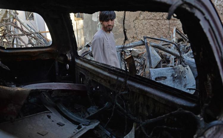 Jedan od napada imao je za metu vozilo talibana koje patrolira Džalalabadom
