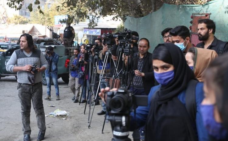 """Apel naslovljen """"Novinari u Afganistanu su u opasnosti od nestanka"""""""