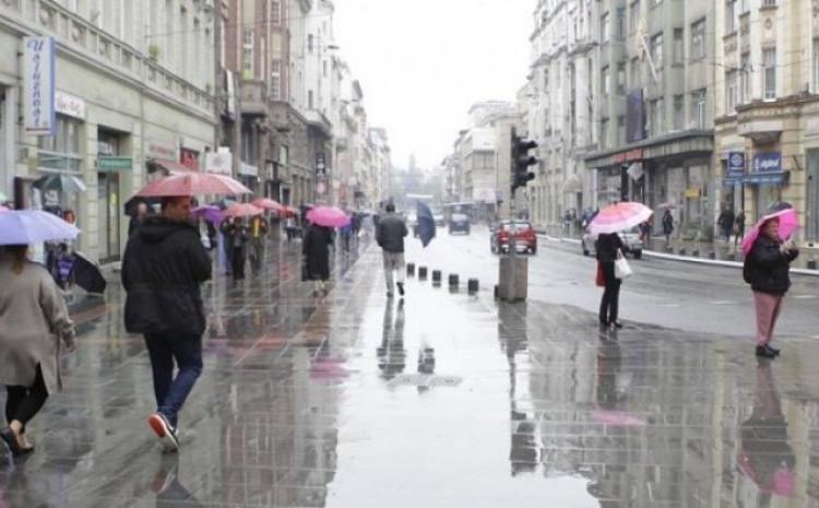 Jutarnja temperatura u Sarajevu bit će oko 13, dnevna oko 24 stepena