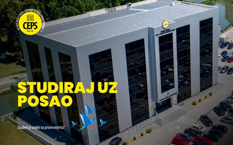 Studiraj uz posao na Cepsu u Kiseljaku