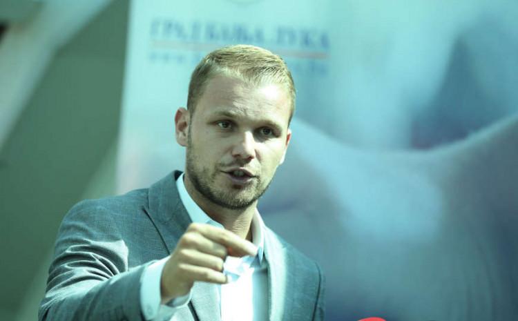 Gradonačelnik Banje Luke Draško Stanivuković