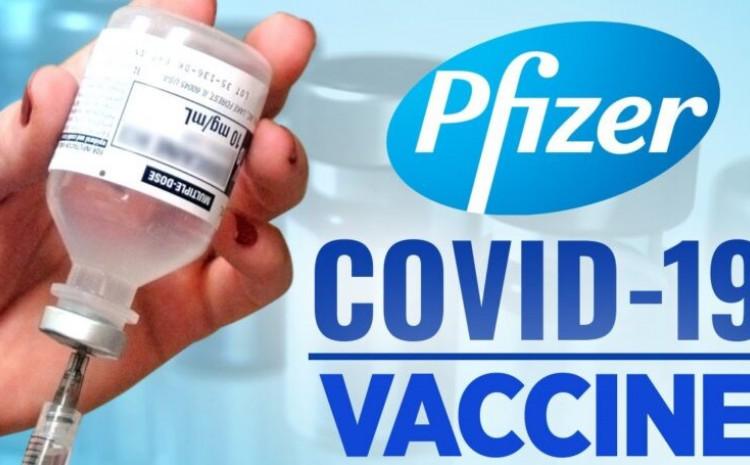 Pfizer vakcine