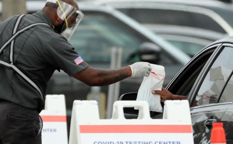 Američka administracija trenutno zahtijeva negativan PCR test za ulazak u zemlju