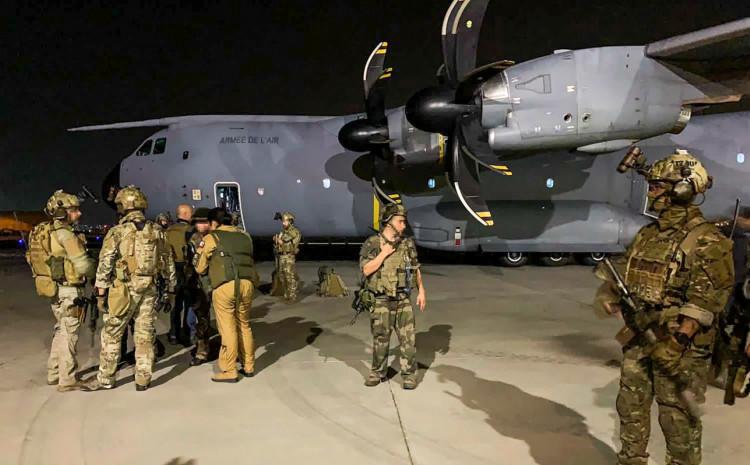 Sjedinjene Američke Države povukle su svoje trupe iz Afganistana 31. avgusta