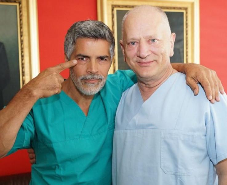 Morales sa Gabrićem