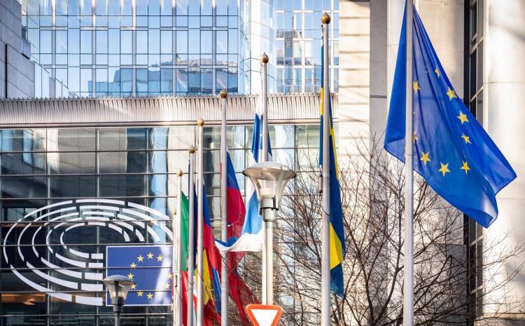 Oglasila se Evropska komisija