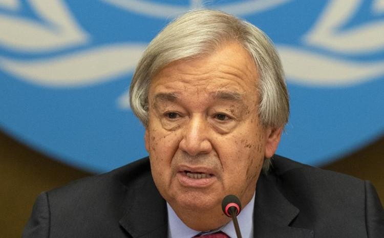 Antonio Guteres