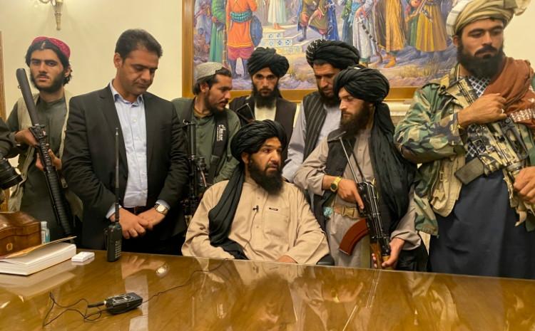 Talibani imaju kompletnu vladu