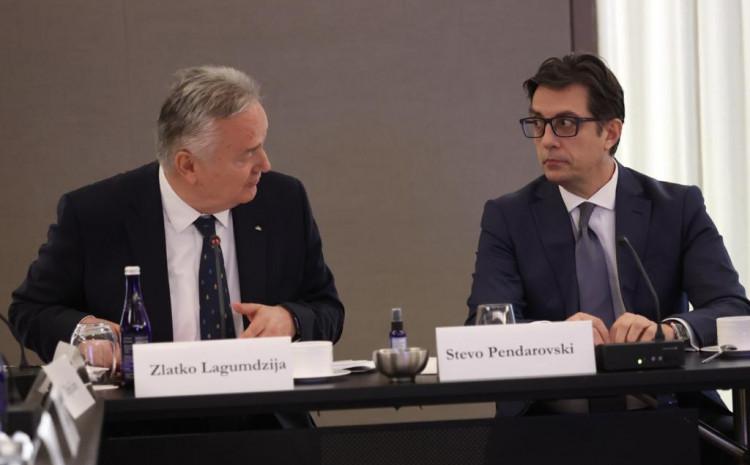 Zlatko Lagumdžija na plenarnom otvaranju skupa u Njujorku
