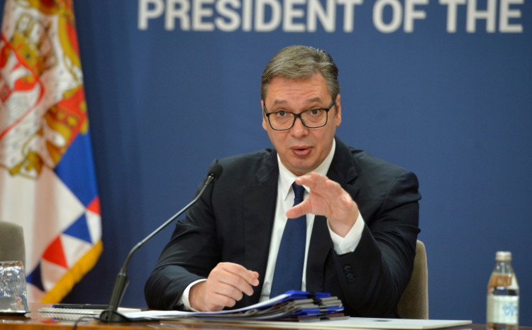 Vučić: Predočio kakve će korake poduzeti