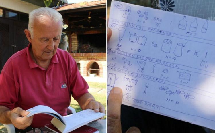Dušan Lepir: Znao sam dnevno izraditi po 10 rebusa