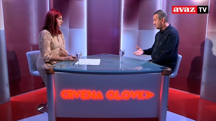 "Gost ""Crvene olovke"" je advokat Vlado Adamović"