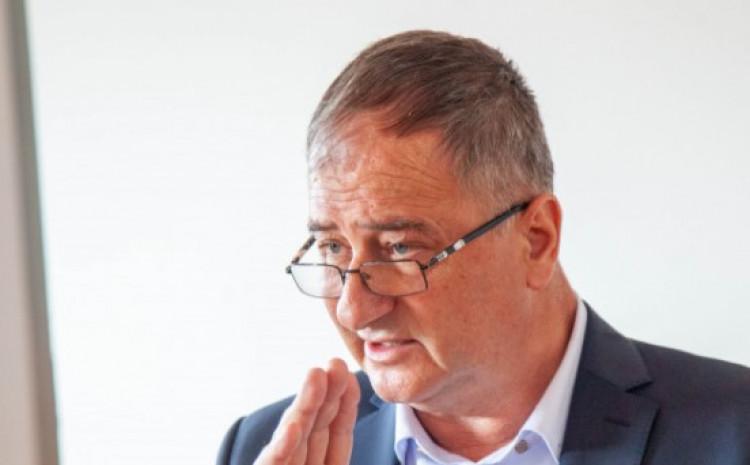 Halil Lagumdžija: Na čelu VSTV-a