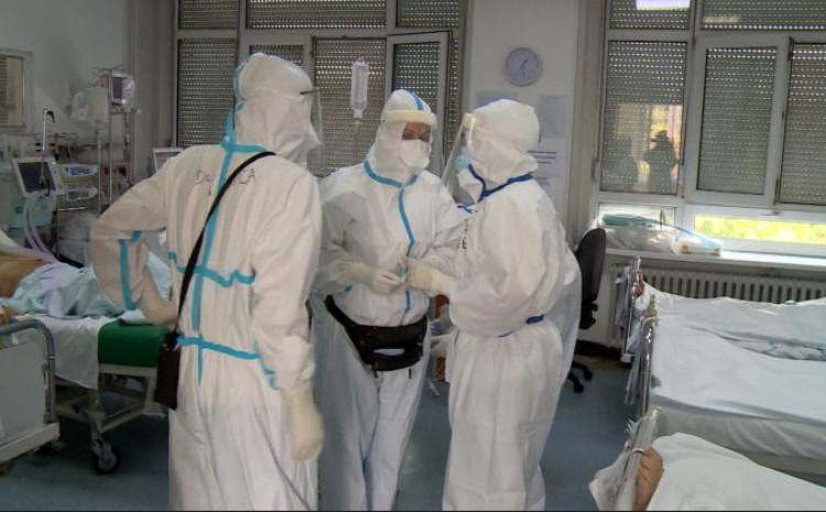 Na respiratorima u Federaciji 46 pacijenata