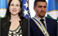 Tužilaštvo KS formiralo predmet protiv Benjamine Karić i Jasmina Ademovića