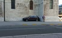 Sarajevo grade: Pogledajte gdje je parkirao Poršea