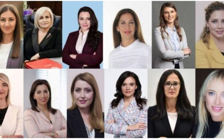Ministrice u Vladi Albanije