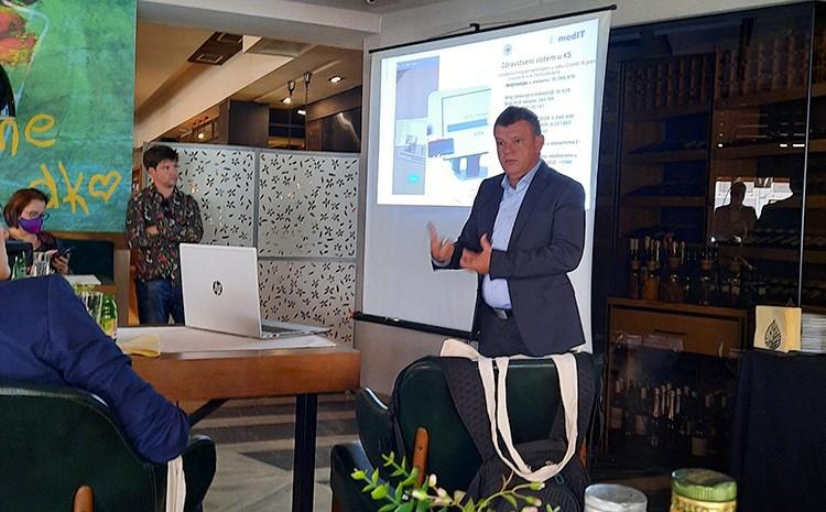 Kompanija eMEDIT predstavila projekte digitalne transformacije u zdravstvu