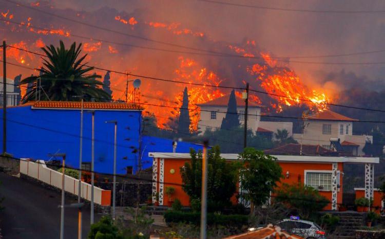 Vulkan je eruptirao 19. septembra