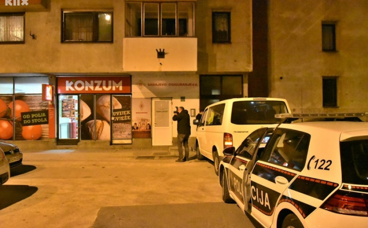 Policija traga za razbojnikom