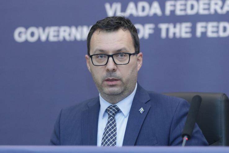 Džindić: Parlament FBiH daje finalnu saglasnost